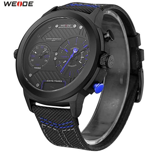 0402de3af ... Pánské hodinky Weide - WH6405 - Modré + poštovné jen za 1 Kč ...