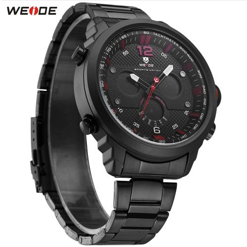 e051ea029 ... Pánské hodinky Weide WH6303 - Červené + poštovné jen za 1 Kč ...
